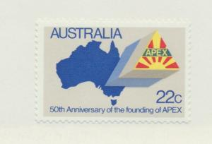 Australia Scott #778, Mint Never Hinged MNH, APEX Issue From 1981 - Free U.S....