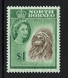 North Borneo SG# 404 - Mint Light Hinged -  Lot 112316