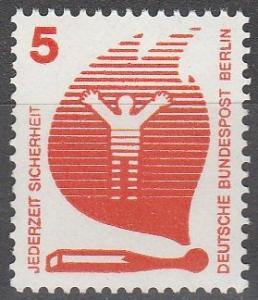 Germany #9N316 MNH F-VF (SU3997)
