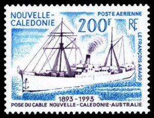 New Caledonia 1993 Scott #C253 Mint Never Hinged