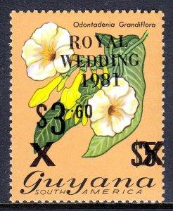Guyana - Scott #334 - MNH - SCV $4.00
