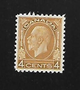 CANADA, 198, MH, KING GEORGE V