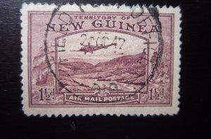 **NEW GUINEA***FIELD POST OFFICE 219**UNUSUAL DATE STRIKE***