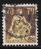 -Switzerland 141 used 2013 SCV $17.00  -  1502