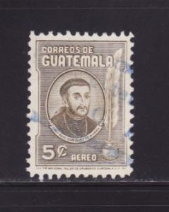 Guatemala C269 Set U Payo Enríquez de Rivera, Bishop (B)