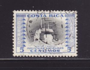 Costa Rica C252 U Vegetable Oil Refinary (A)