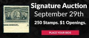 United States Signature Auction