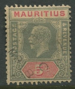 STAMP STATION PERTH Mauritius #184 KGV Definitive Used CV$0.30