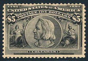 U.S 245 Mint FVF (0309)