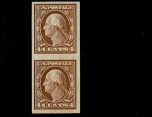 Scott #346V VF-OG-NH. SCV - $300.00