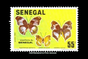 Senegal Scott 556 Mint never hinged.