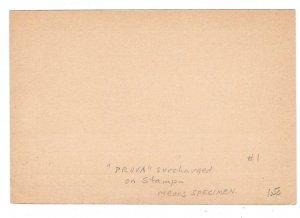 Portugese Angola HG1 Postal Stationery Card King Luis 10 R Unused