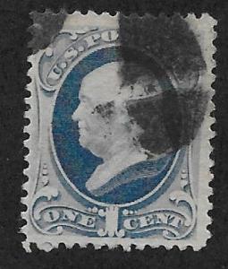 UNITED STATES SC# 182 FINE U 1879