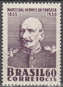 Brazil #824  F-VF Unused