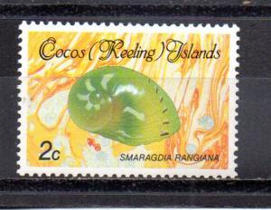 Cocos Islands 136 MNH