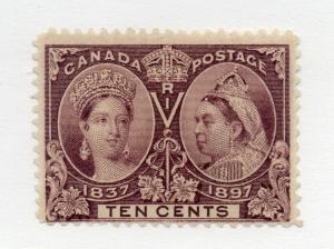 Canada - Unitrade# 57 MLH /  Lot 419_0616075
