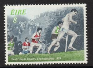 IRELAND SG438 1979 WORLD CROSS COUNTRY MNH