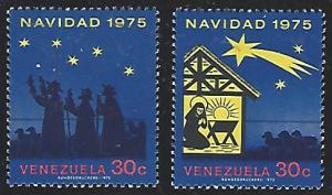 Venezuela #1111-1112 MNH Full Set of 2