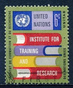 United Nations - New York #192 Single Used