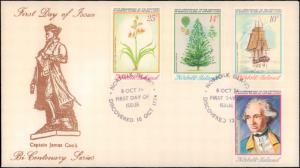 Norfolk Islands, First Day Cover