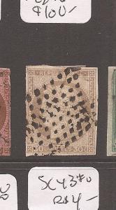 French Colonies SC21 VFU (9cbf)