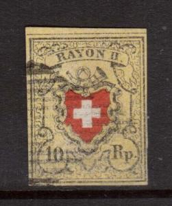 Switzerland #8 Used