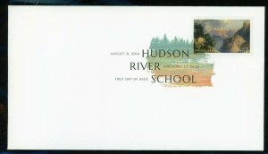 Scott 4917-20 Hudson River School of Art Set of 4 DCP Cancel First Day Covers