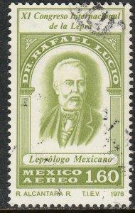 MEXICO C586, International Anti-Leprosy Congress. USED. VF. (819)