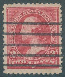 US Scott #249 Used, FVF(J) Jumbo