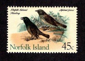 NORFOLK ISLAND  SC# 138  FVF/MLH