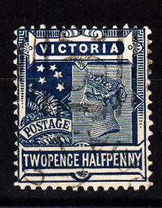 Australia - Victoria  #221 Southern Cross  - Used