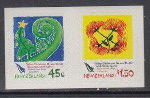 New Zealand 2098-2099 MNH VF