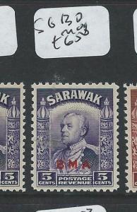 SARAWAK (PP2601B) 5C BMA   BROOKE SG130  MOG