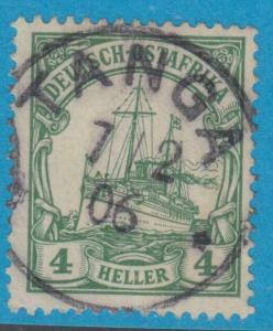 GERMAN EAST AFRICA 23 USED NO FAULTS EXTRA FINE !