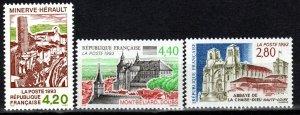 France #2356-8  MNH CV $5.25 (X283)