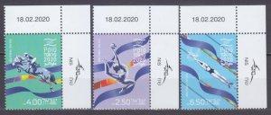 2021 Israel 3vTab 2020 Olympic Games in Tokio