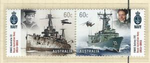 Australia  mh ( SEE DESCRIPTION )  s.c.#  3529a