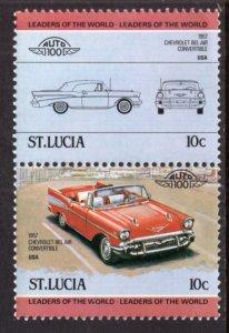 St Lucia 654 MNH VF