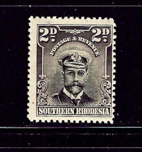 Southern Rhodesia #4 MNH 1924 issue