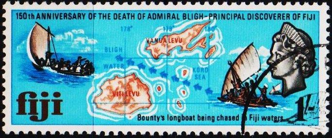 Fiji. 1967 1s S.G.365 Fine Used
