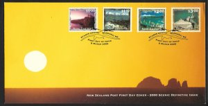 New Zealand First Day Cover [7790]