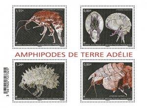 Scott #567 Amphipodes S/S MNH