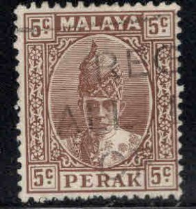 MALAYA Perak Scott 87 Used stamp