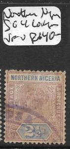 NORTHERN NIGERIA  (PP1209B) QV  2 1/2D LOKOJA   SG4  VFU