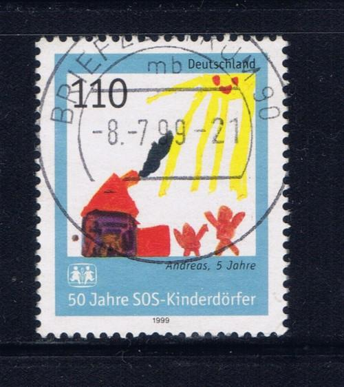 Germany 2043 Used 1999 Issue