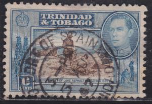 Trinidad & Tobago 55 Sir Walter Raleigh 1938