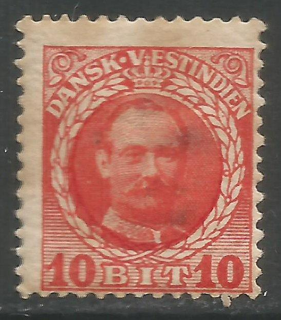 DANISH WEST INDIES 44 MOG I338