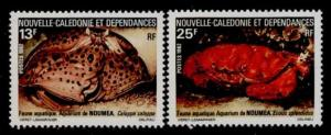 New Caledonia 470-1 MNH Marine Life, Crab