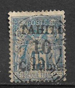 COLLECTION LOT #499 TAHITI # 29 1903