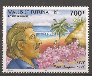 Wallis and Futuna Islands C203 1998 Gauguin NH